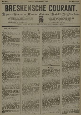 Breskensche Courant 1915-02-27