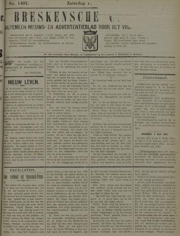 Breskensche Courant 1909-04-10