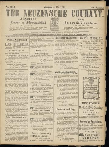 Ter Neuzensche Courant. Algemeen Nieuws- en Advertentieblad voor Zeeuwsch-Vlaanderen / Neuzensche Courant ... (idem) / (Algemeen) nieuws en advertentieblad voor Zeeuwsch-Vlaanderen 1900-05-05