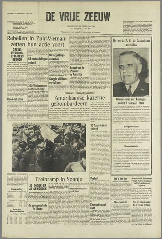 de Vrije Zeeuw 1965-02-11