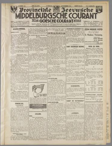 Middelburgsche Courant 1933-11-18
