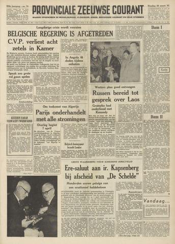 Provinciale Zeeuwse Courant 1961-03-28