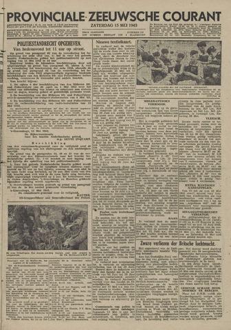 Provinciale Zeeuwse Courant 1943-05-15