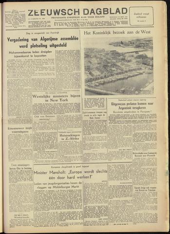Zeeuwsch Dagblad 1955-09-28