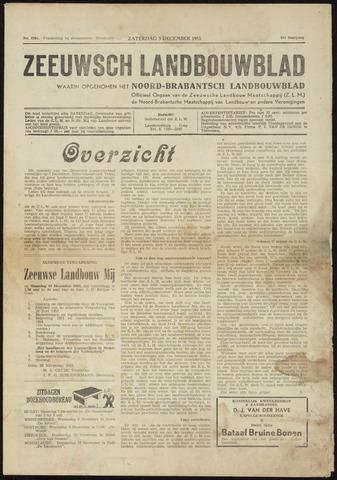 Zeeuwsch landbouwblad ... ZLM land- en tuinbouwblad 1953-12-05