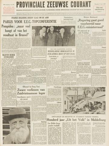 Provinciale Zeeuwse Courant 1965-06-14