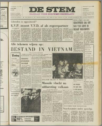 de Stem 1973-01-24