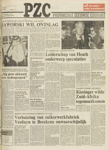 Provinciale Zeeuwse Courant 1974-10-14