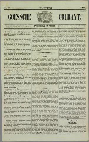 Goessche Courant 1859-03-10
