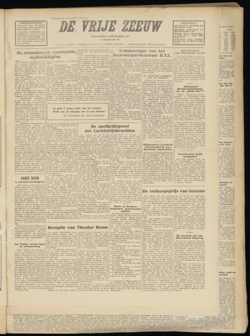 de Vrije Zeeuw 1949-09-14