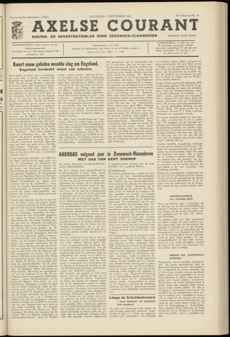 Axelsche Courant 1965-09-04