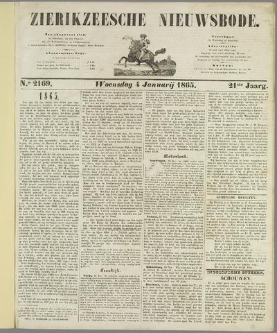Zierikzeesche Nieuwsbode 1865