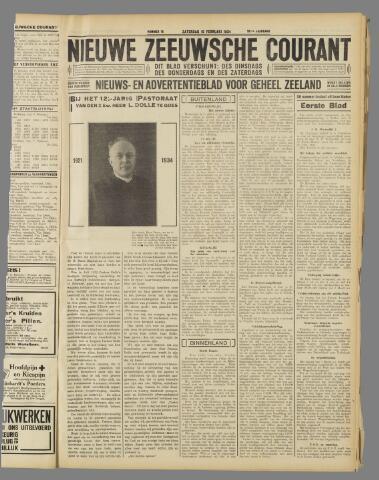 Nieuwe Zeeuwsche Courant 1934-02-10