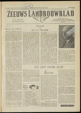 Zeeuwsch landbouwblad ... ZLM land- en tuinbouwblad 1958