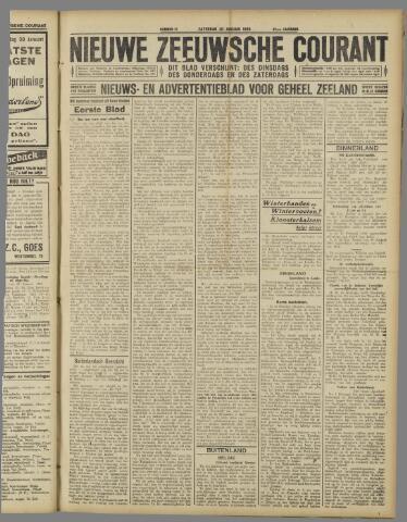 Nieuwe Zeeuwsche Courant 1926-01-30