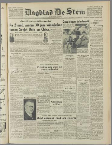 de Stem 1950-02-16