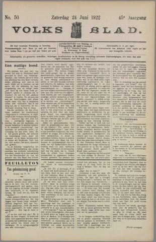 Volksblad 1922-06-24