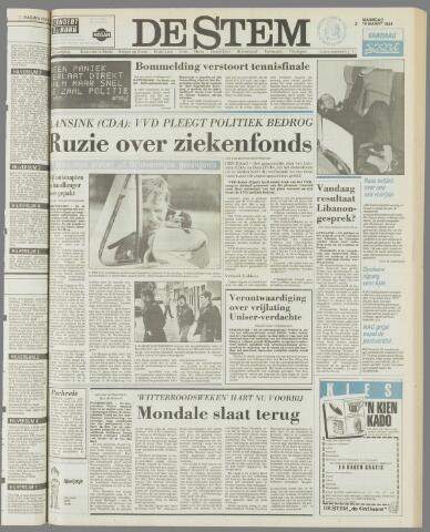 de Stem 1984-03-19