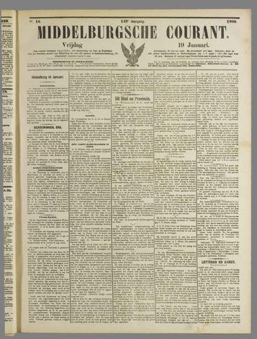 Middelburgsche Courant 1906-01-19