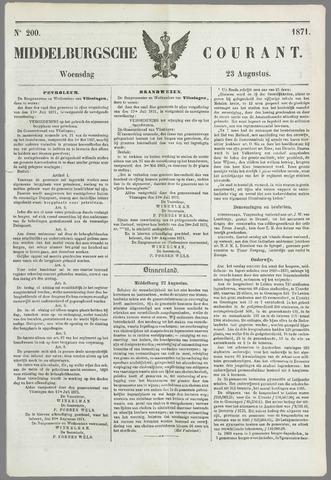 Middelburgsche Courant 1871-08-23