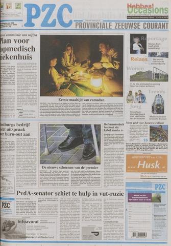 Provinciale Zeeuwse Courant 2004-10-16