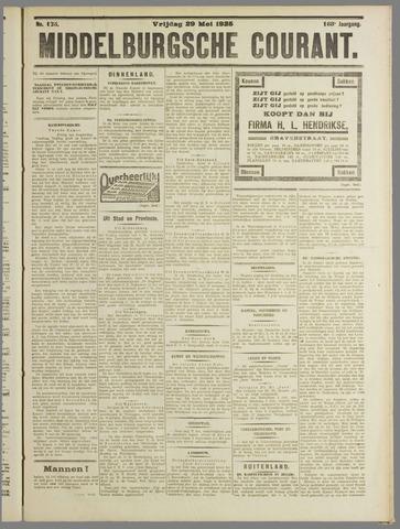 Middelburgsche Courant 1925-05-29
