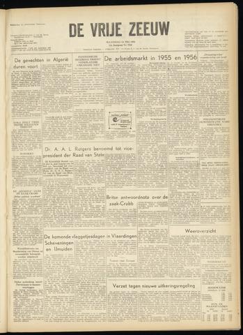 de Vrije Zeeuw 1956-05-14