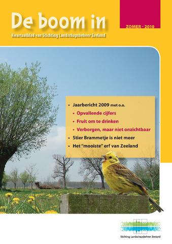 Landschapsbeheer Zeeland - de Boom in 2010-06-21