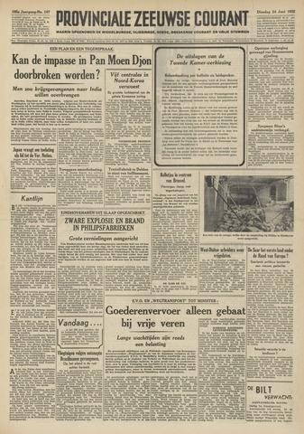 Provinciale Zeeuwse Courant 1952-06-24