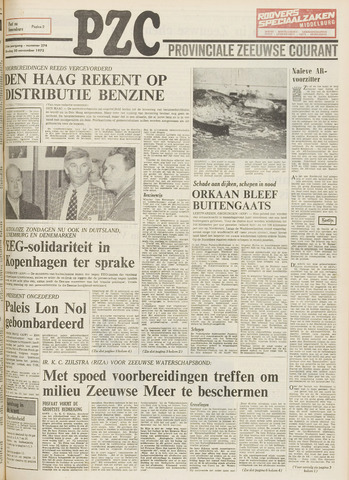 Provinciale Zeeuwse Courant 1973-11-20