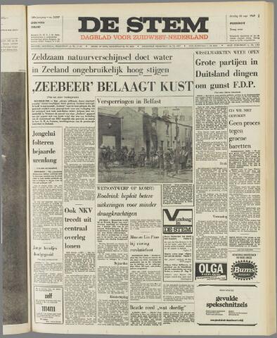 de Stem 1969-09-30