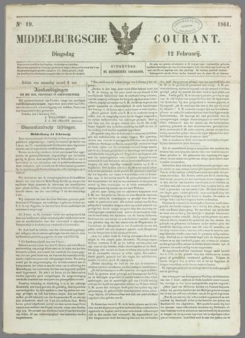 Middelburgsche Courant 1861-02-12
