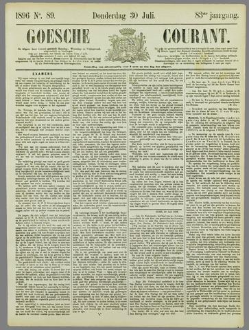 Goessche Courant 1896-07-30