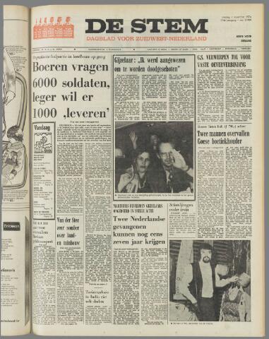 de Stem 1974-11-01