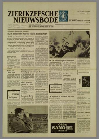 Zierikzeesche Nieuwsbode 1972-04-18