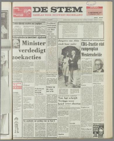 de Stem 1977-09-16