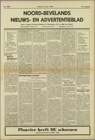 Noord-Bevelands Nieuws- en advertentieblad 1958-05-10