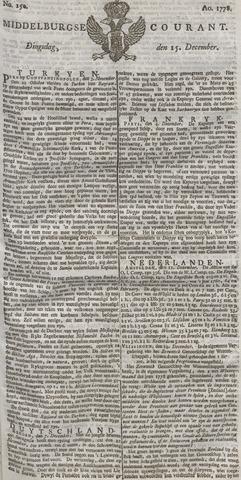 Middelburgsche Courant 1778-12-15