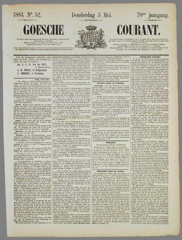 Goessche Courant 1883-05-03