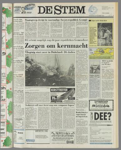 de Stem 1991-12-23