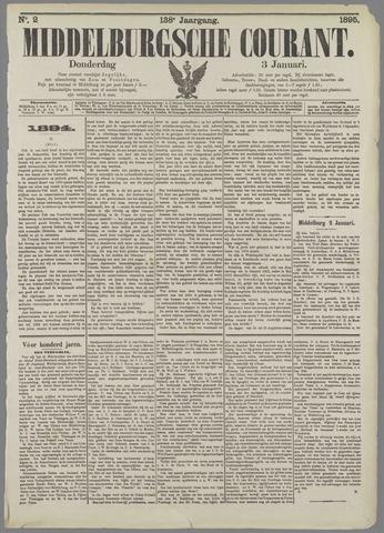 Middelburgsche Courant 1895-01-03