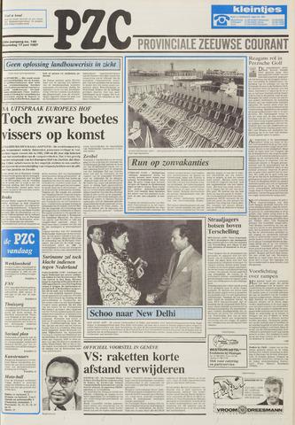 Provinciale Zeeuwse Courant 1987-06-17