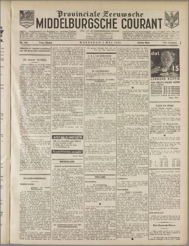 Middelburgsche Courant 1932-05-04