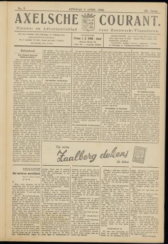 Axelsche Courant 1940-04-09
