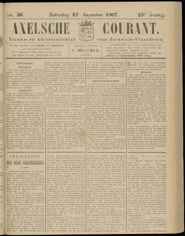 Axelsche Courant 1907-08-10