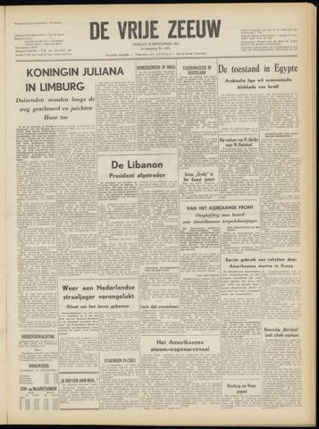 de Vrije Zeeuw 1952-09-19