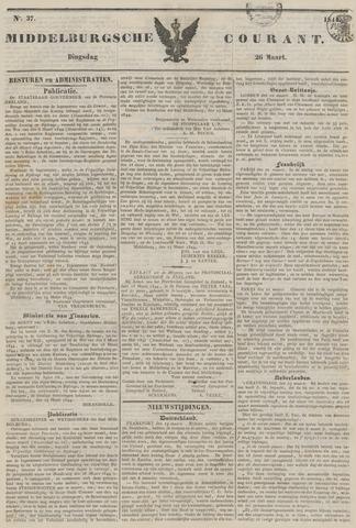 Middelburgsche Courant 1844-03-26