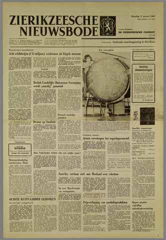 Zierikzeesche Nieuwsbode 1967