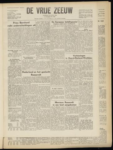 de Vrije Zeeuw 1950-06-20