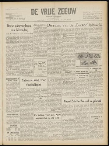 de Vrije Zeeuw 1952-10-06